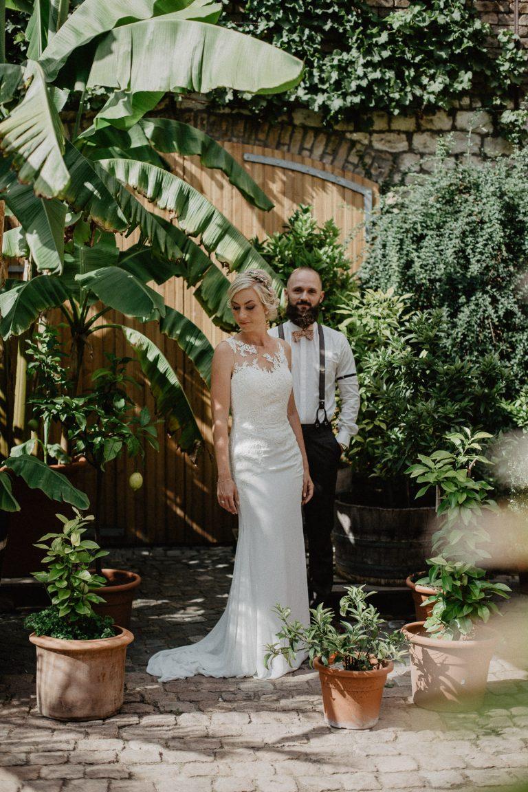 Boho Hochzeit im Junghof