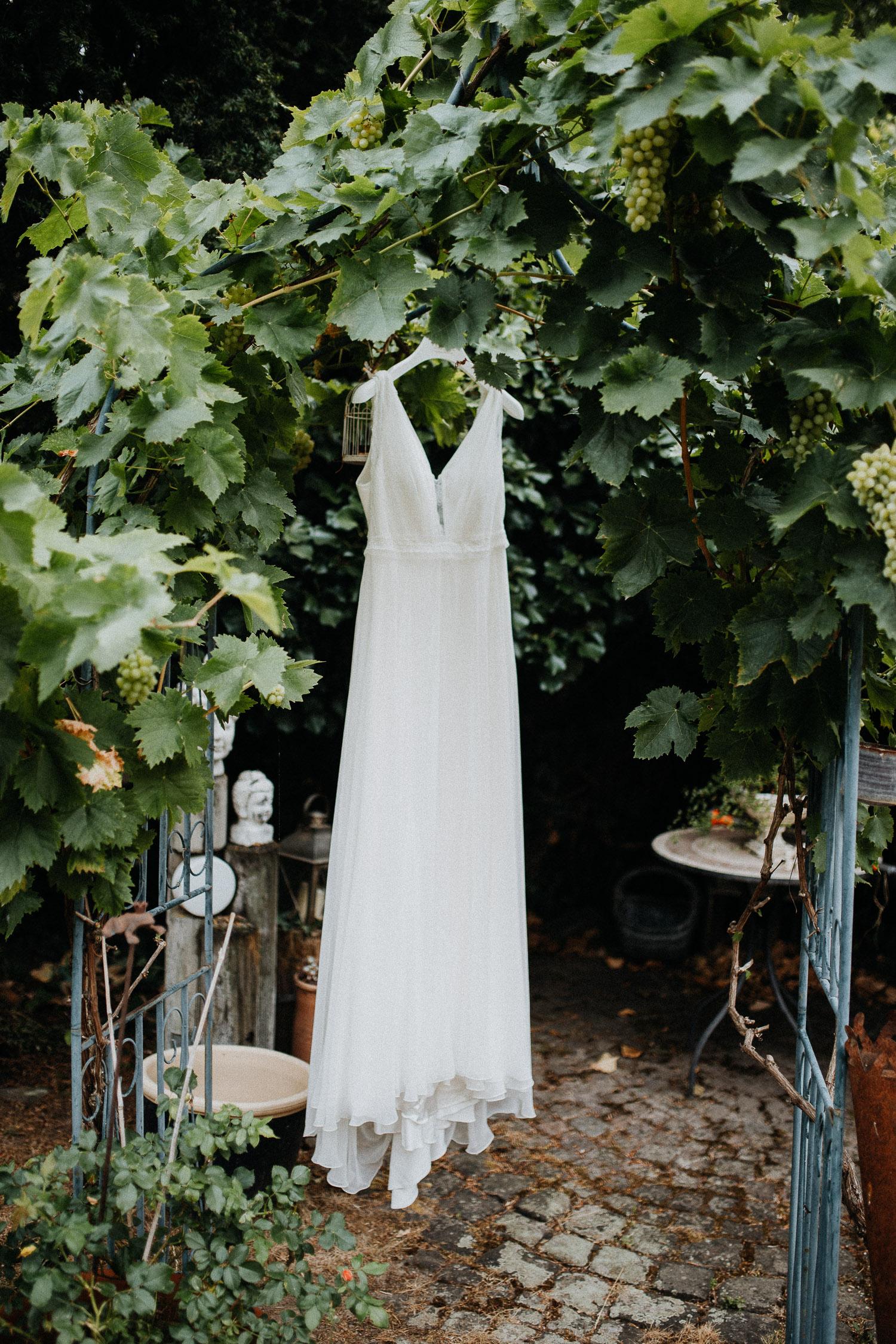 Weddingdress, Hochzeitskleid, Getting Ready