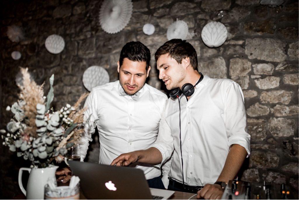 DJ Mainz, Jan Rhode, Junghof, Hochzeit
